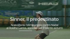 Tennis: Sinner, il predestinato
