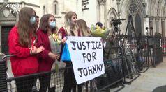Violenze su ex moglie, corte Gb stronca Johnny Depp