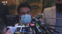 Operazione riuscita, figli stretti intorno a Maradona
