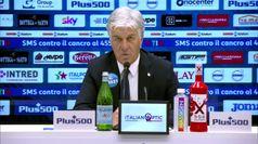 Atalanta-Inter, Gasperini: