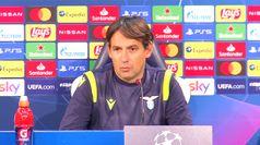 Lazio-Zenit, Inzaghi: