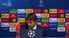 Inter battuto in casa dal Real, Conte se la prende con l'arbitro