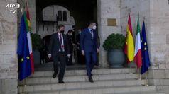 Conte vola a Palma de Mallorca per incontrare Pedro Sanchez