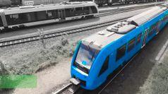 In Lombardia prima linea con treni a idrogeno