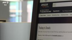 Amazon lancia la farmacia online, al via rivoluzione