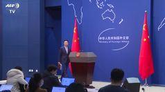 Commercio, Pechino boccia le politiche Usa contro la Cina