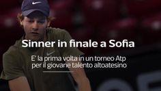 Tennis: Sinner non si ferma, a Sofia prima finale Atp