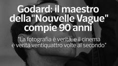 Cinema, i 90 anni di Jean-Luc Godard
