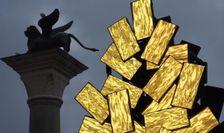 Venezia, ecco il nuovo albero di Natale in piazza San Marco