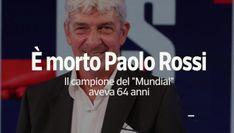 Paolo Rossi, dal Vicenza alla Coppa del mondo: la carriera di un campione