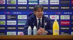 Lazio-Verona, Inzaghi: