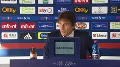 Cagliari-Inter, Conte:
