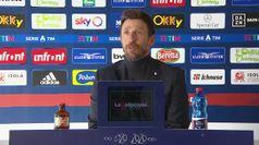 Cagliari-Inter, Di Francesco: