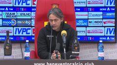 Benevento-Lazio, F. Inzaghi: