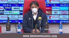 Benevento-Lazio, S. Inzaghi: