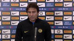 Inter-Napoli, Conte: