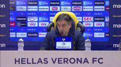 Verona-Inter, Juric: