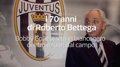 I 70 anni di Roberto Bettega: da Torino a Toronto
