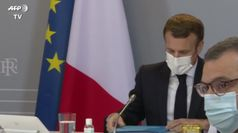 Macron furioso: