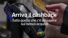 Arriva il Cashback