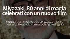 Miyazaki, 80 anni di magia celebrati con un nuovo film