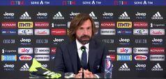 Juve-Udinese, Pirlo: