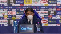 Lazio-Parma, Inzaghi:
