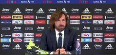 Juventus-Sassuolo, Pirlo: