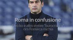 Calcio: pasticcio cambi, Roma in confusione