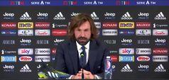 Juventus, Pirlo: