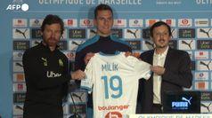 Mercato, Milik sbarca a Marsiglia: