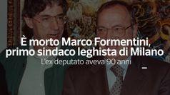 E' morto Marco Formentini, primo sindaco leghista di Milano