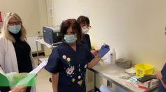 Vaccinazioni anticovid, all'ospedale di Vizzolo Predabissi si parte prima