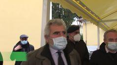 Covid, Miozzo (Cts): la situazione e' ancora critica e instabile