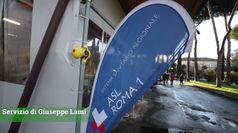Ecco le unita' sanitarie mobili, somministrano i vaccini nelle rsa del Lazio