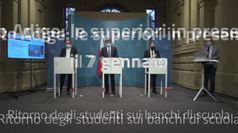 Alto Adige, scuole superiori in presenza dal 7 gennaio