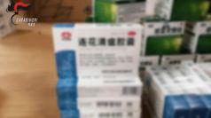 Covid, sequestrati farmaci illegali anti-Covid