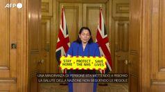 Covid, pugno duro del Regno Unito con chi infrange le regole