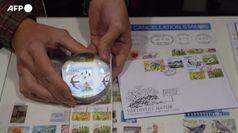 Svezia dedica francobolli a Greta Thunberg