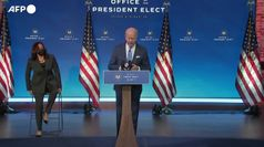 Biden lancia un piano anti-Covid da 1.900 miliardi