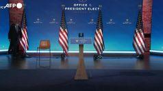 Conto alla rovescia per Biden, pronta raffica decreti