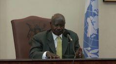 In Uganda rivince Museveni. L'opposizione: