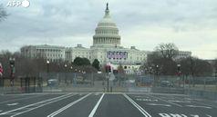 Usa, Washington in allerta per le proteste pro-Trump. Sicurezza rafforzata vicino al Campidoglio degli Stati Uniti