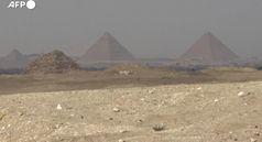 Egitto, svelati i tesori ritrovati in un'antica necropoli