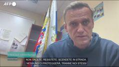 Navalny chiede ai russi di scendere in piazza contro il Governo russo