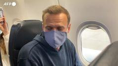 Navalny in carcere: