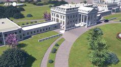 Una visita virtuale nella Casa Bianca, dalla situation room allo studio ovale