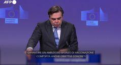 Covid, l'Ue agli Stati membri: