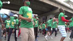 Etiopia: 12 mila persone alla maratona nonostante la minaccia Covid