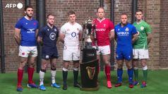 Rugby, presentata la nuova edizione del 6 Nazioni